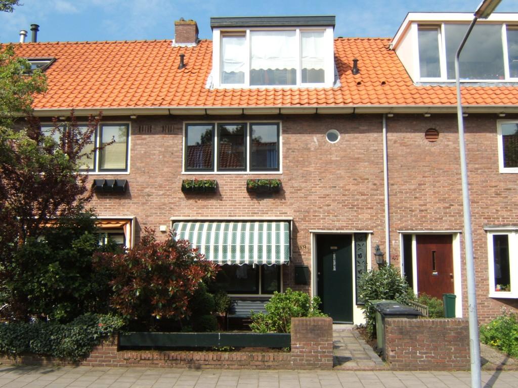 Haarlem, Noorder Tuindorpslaan 39 VERKOCHT